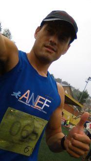 ANEF RUNNING. Carrera 5K Vallirana 2013