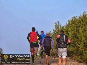 2014-Enero. Cinc Cims de Corbera de Llobregat (26 km)