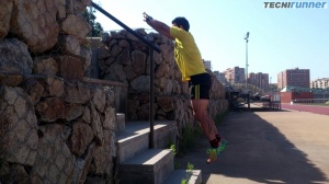 entrenamiento corredor tecnirunner